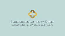 Blueberries Lashes by Krisel Reopening soon!